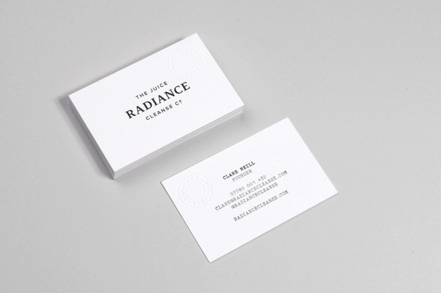Radiance Bus Card 2LR