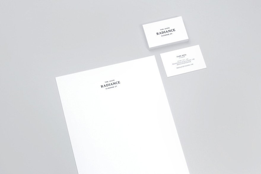 Radiance Stationery 2
